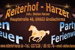 Reiterhof-Harzer-Plakat